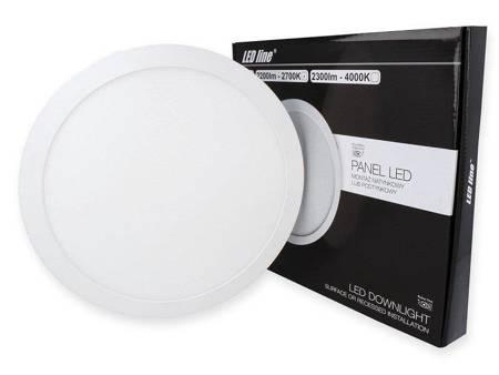 Panel LED line® EasyFix 24W 2200lm 2700K biała ciepła