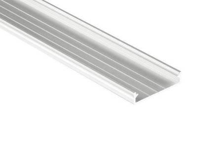 Profil nawierzchniowy biały anodowany typ SOLIS 2 metry