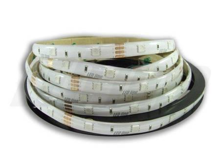Taśma LED line 150 SMD5060 12V RGB w powłoce silikonowej IP65 5 metrów
