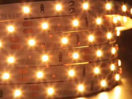 Taśma LED line 300 SMD 3528 biała ciepła 2865-3025K 5 metrów