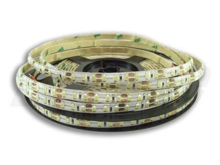Taśma LED line 600 SMD 3528 biała zimna 10000K w powłoce silikonowej IP65 5 metrów