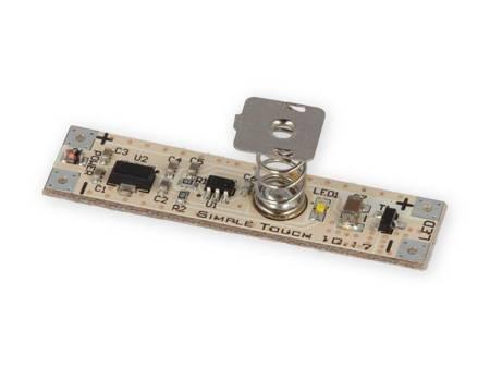 Włącznik SIMPLE TOUCH ON/OFF 12V DC 5A