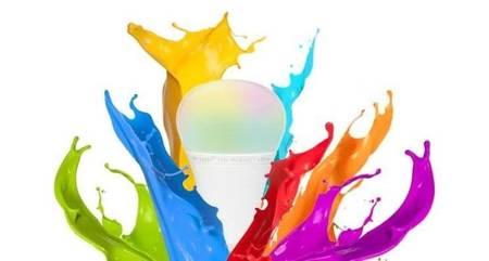 Żarówka LED MI-LIGTH E27 12W RGB / CCT