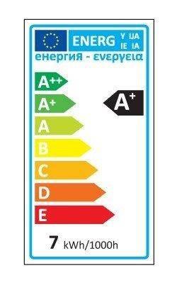 Żarówka LED line® E14 SMD 170-250V 7W 630lm 4000K G50 biała dzienna