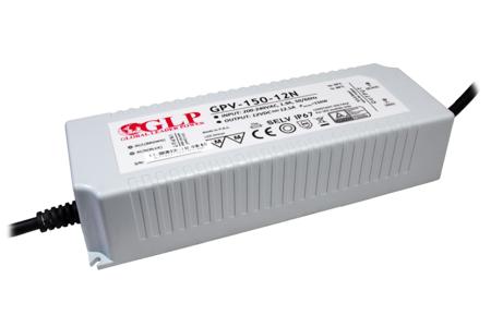 Zasilacz LED GPV-150-12N 12,5 A 150W 12V, IP67