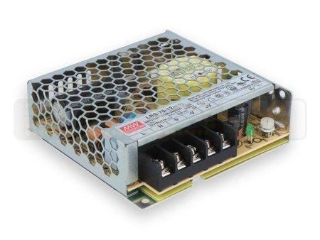 Zasilacz modułowy Mean Well 6A 75W 12V
